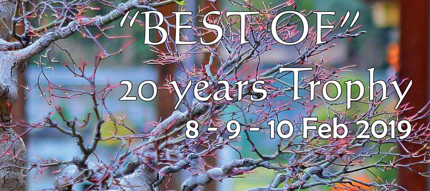 20th Bonsai Trophy